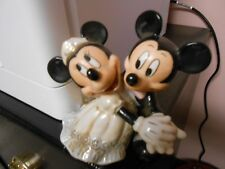 minnie and mickey mouse cake tooper