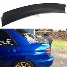Subaru Impreza WRX STI 2002-2007 Rocket Bunny Trunk Spoiler Wing Ducktail Lip