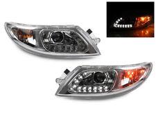 2002-2015 International DURASTAR Truck LED Strip Projector Left+ Right Headlight