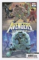 AVENGERS NO ROAD HOME #8 COVER A 2ND PTG BARBERI VARIANT MARVEL COMICS
