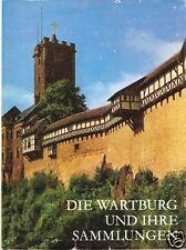 Noth, Werner; Die Wartburg und ihre Sammlungen, 1972