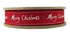 Stoffbänder für Weihnachte