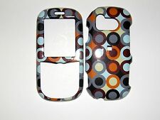 SAMSUNG INTENSITY/DOUBLE TAKE U450 CIRCLES GLOSSY  PROTECTOR COVER  NEW