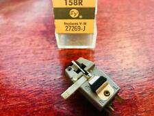 New Electro-Voice 158R Cartridge with Needle/Stylus V-M 27269-J Astatic 157RD