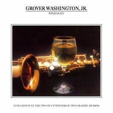 Grover Washington Jr. Winelight CD