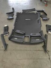 AUDI A3 2.0 Tdi S LINE (05'-08') COMPLETE SET HEADLINER ROOF ETC IN BLACK