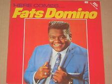 FATS DOMINO -Here Comes...- 2xLP
