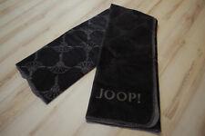 Joop! Couvre-Lit Plaid Cornflower Double Noir Brillant 150x200cm 731234