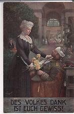 Vintage Postcard Augusta Victoria of Schleswig-Holstein Empress of Germany