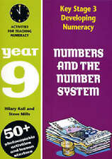 Numbers and the Number System: Year 9: Year 9: Activities for Teaching Numeracy