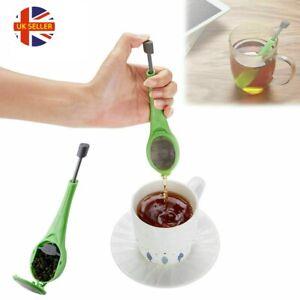Tea Bag Strainer Reusable Filter Infuser Squeezer Diffuser Loose Tea Leaf Spice