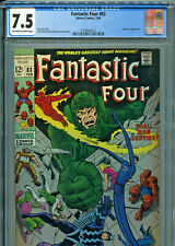 Fantastic Four #83 (Marvel 1969) CGC Certified 7.5