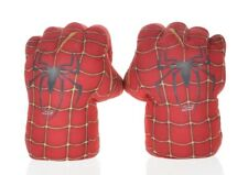 Hulk Spider-Man Plush Hands Boxing Fist Glove Cosplay Props Kids Toys