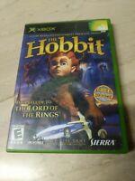 The Hobbit Microsoft XBOX Sierra