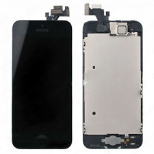 For iPhone 5 LCD Screen Replacement Touch Screen Digitizer Assembly Black color
