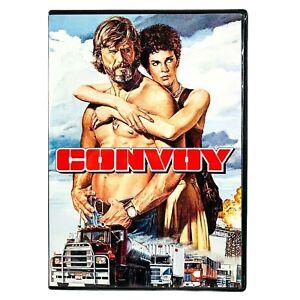Convoy (1978) - DVD - Kris Kristofferson Ali MacGraw Action Drama Trucker Movie