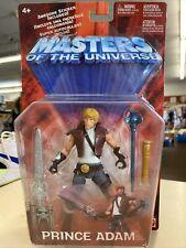 Masters of the Universe HE-MAN / MOTU - Prince Adam Figure (Mattel, 2002) 200x