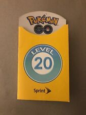 Pokemon badge level 20 LMT EDT