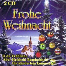 DOPPEL-CD NEU/OVP - Frohe Weihnacht - Peter Kraus, Siw Malmkvist u.v.a.