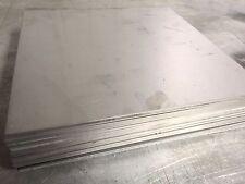 "Titanium Plate 6AL4V 12"" x 12"" x .100"""