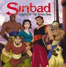 Sinbad: Legend of the Seven Seas (8x8) (Sinbad: Legend of the Seven Seas 8x8 Sto