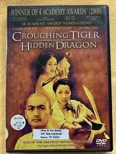 Crouching Tiger, Hidden Dragon (Dvd, 2000)