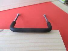 Möbelgriff - Schubladengriff - Metall - Schwarz matt lackiert - 8 x 83mm