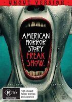 American Horror Story : Season 4 Freak Show - DVD - FREE POST
