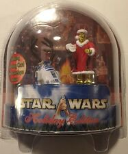 Star Wars Action Figure of HOLIDAY R2-D2 and C-3PO A ToysRus Exclusive  is 3.75""