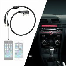 For Audi Vw Mmi Music Interface Aux Cable Cord 8 Pin Charging iPod iPhone