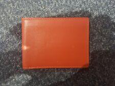 Fabriano Geldbörse orange