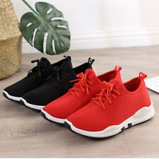 Unisex Sports Shoes Running Tennis Athletic Sneakers Canvas Breathable Casual