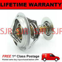 FOR FORD FIESTA KA STREETKA 1.3 COOLANT THERMOSTAT WATER ENGINE COOLING SYSTEM