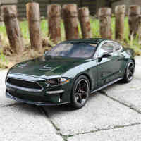 GT Spirit 1:18 SCALE 2019 FORD GT Mustang Bullitt COLLECTIBLE DIECAST CAR MODEL
