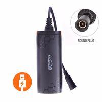 Magicshine MJ-6112 Bike Light Battery Pack 2.6Ah, USB Rechargeable, Round plug