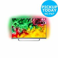 Philips 55PUS6803 55 Inch 4K Ultra HD HDR Amiblight Smart WiFi LED TV