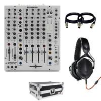 Allen & Heath XONE:96 Professional 6-Channel Analog DJ Mixer + ProX XS-M12LT ...