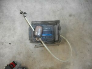 1997 LAND ROVER DISCOVERY I SHIFTER W/ CABLE