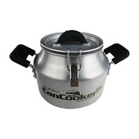 CanCooker HCVBL-1110 Heat Resistant Black Handle Safety Covers for Steam Cooker