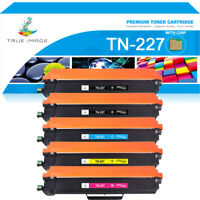 5 Color Toner Compatible for Brother TN227 TN223 MFC-L3710CW HL-L3270CDW L3210CW