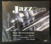 Rare Jazz Giants 4 CD Boxset Castle England Factory Sealed 1999 MINT