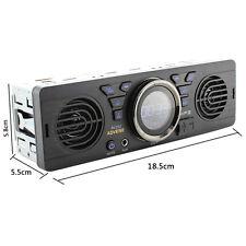 Voiture MP3 Lecteur Audio FM radio stéréo lecteur musique USB SD avec En Dash Slot aux