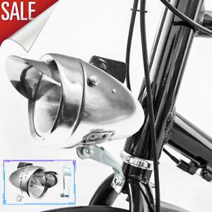 Bike Retro Illumination Set Dynamo Front lamp Taillight Beachcruiser tbl301