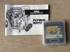 Crash Dummies Game Gear Game! Look At My Other Games!