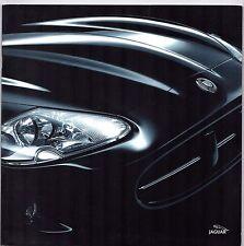 Jaguar XK 1999-2000 UK Market Sales Brochure XK8 XKR Coupe Convertible