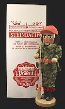 "Steinbach German Wooden Nutcracker ""Fisher� S1711 New"