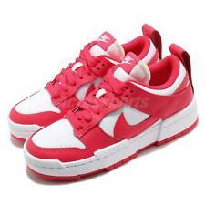 Nike Wmns Dunk Low interrumpir Sirena Rojo Blanco para Mujeres Estilo De Vida Zapatos CK6654-601
