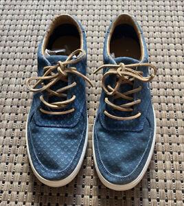 Authentic Lacoste Mens Casual Shoes Lace Up US 9 EUR 43 Pre Owned EC