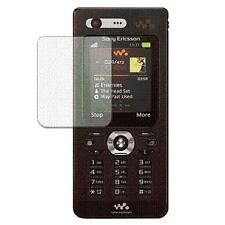 Clear Screen Protector Film for Sony Ericsson W880i
