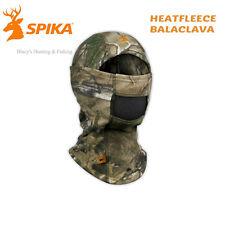 Spika Hunting Mens Realtree xtra camo Heat fleece Balaclava H-305
